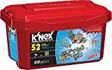 K'NEX 52 Model Building Set by K'Nex  (131)Buy new:   £19.99 35 used & new from £19.99(Visit the Bestsellers in Toys & Games list for authoritative information on this product's current rank.) Amazon.co.uk: Bestsellers in Toys & Games...