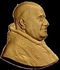 Escultura de Juan XXIII