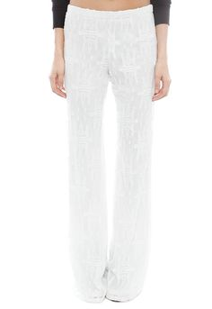 Flared Pant   Charles Henry