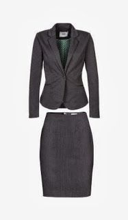 Young, Polished & Professional: 6 Ways to Style a Suit - Not just for interviews