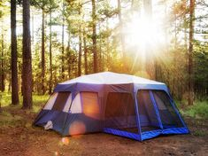 Planning a family camping trip? Need a tent big enough for a large group of friends or the whole family? Check out my guide to the best 8 person tents. Camping Spots, Tent Camping, Camping Hacks, Camping Gear, 8 Person Tent, Family Camping, Get Outside, The Great Outdoors, Outdoor Gear