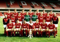 Nottingham Forest, 1990
