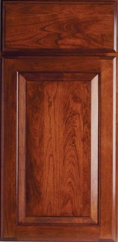 Door Styles: Cherry Lancaster Square - Visit Showroom in Columbus Ohio - Kitchen Kraft Inc, Kitchen Cabinets Remodeling.Door Style : Lancaster Square  Door Type : Raised Panel  Finish : 650, Country Hearth  Drawer : Slab  Material : Cherry