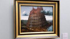 Dit is een schilderij van de Toren van Babel. Dit gebouw staat in de eerste stad die gebouwd is door de nakomelingen van Noach. Hun leider was Nimrod en zij wilde een toren bouwen die 'tot aan de hemel' zou reiken. Omdat er een deel van het volk was, die tegen Gods bevel in ging, verwarde Hij hun taal en verspreide ze over de hele wereld. Daarom is de Toren van Babel en de stad nooit afgebouwd. De naam van de toren is afgeleid van het Hebreeuws 'balal',wat verwarren betekend. Rond 1565…