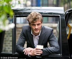 jamie dornan (Once Upon a Time) and now Christian Grey