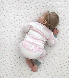 be14f64a2c Baby Organic Cotton Rugby Stripe Pajamas Little Girl Outfits