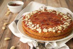 Torta di grano saraceno e ribes rossi Bimby #ricettebimbynet #bimby