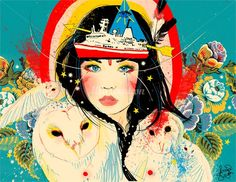 Jessica Singh – Contemporary fashion and female character Illustrator
