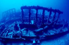 Wreck of the Rhone BVI - Dive #14- 9/2013.  69 ft, 53 min