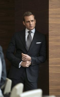 "Gabriel Macht as Harvey Specter, ""Suits"""