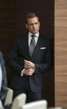 """Gabriel Macht as Harvey Specter, """"Suits"""""""