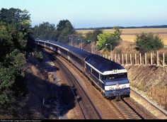 RailPictures.Net Photo: CC-72001 SNCF CC-72000 at Aube, France by Brian Stephenson: