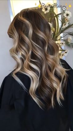 Balayage Hair Tutorial, Hair Color Formulas, Dark Hair With Highlights, Hair Color Techniques, Hair Painting, Hair Transformation, Headband Hairstyles, Ombre Hair, Hair Looks