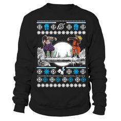Naruto - SASUKE DAB UGLY CHRISTMAS SWEATER - Unisex Sweatshirt T Shirt