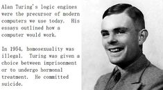 alan-turings-logic-engines-were-the-precursor-of-modern-computers-we-use-today-his-essays-outlined-how-a-computer-would-work-in-1954-homosexuality-was-illegal-turing-was-given-a-choice