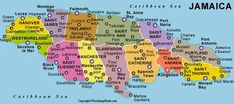 Falmouth Jamaica, Jamaica Map, Montego Bay Jamaica, Negril, Devon House, Blue Mountain Coffee, Port Royal, Island Nations, Inclusive Resorts