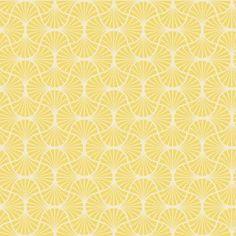 Joel Dewberry Heirloom Fabric - Empire Weave - Dandelion