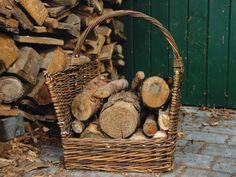 Fireplace Basket.