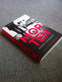 Morten van Anna Levander, leuk boek dat zich afspeelt in de Nederlandse politiek