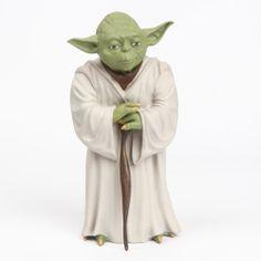 Official Star Wars- Yoda 9-inch Bust Bank