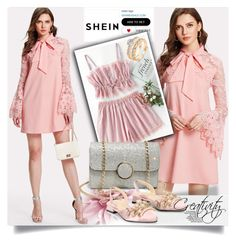 """""""SHEIN XIV/7"""" by creativity30 ❤ liked on Polyvore featuring shein"""