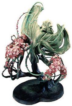 WDCC Disney ClassicsFantasia 2000 Sprite Sprite Of Spring, prachtig maar ooooo zo duur statue...