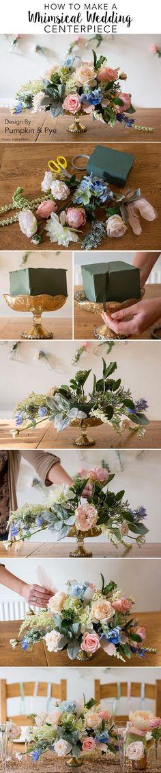 40+ Beautiful & Creative DIY Flower Arrangement Ideas