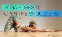The shoulders are one of the areas in the body that hold tension. Here are the 7 best shoulder-opening yoga poses that'll give you that much-needed release.