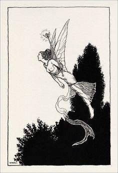W. Heath Robinson   From A Midsummer Night's Dream