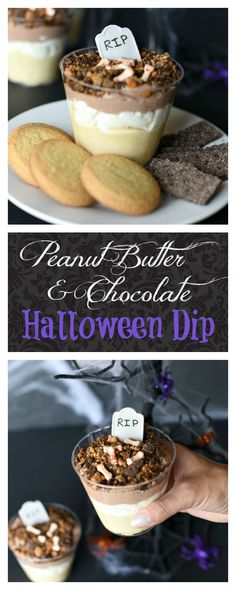 Peanut Butter & Chocolate Dessert