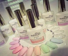 Premiere New Colours Gel Polish Collection by Natalia Siwiec 29.05.2016! Can't wait! #nails #nail #indigo #pastel #natalia #siwiec #new #gelpolish #collection #summer #hot #sexy
