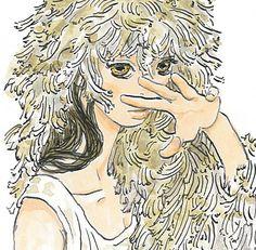 五十嵐大介の新連載「ディザインズ」カット Pretty Art, Cute Art, Character Art, Character Design, Japanese Art Prints, Digital Painting Tutorials, Sketchbook Inspiration, Looks Cool, Manga Art