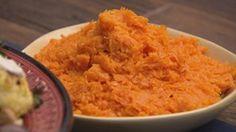 Confit Carrots, Nuts and Grains