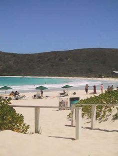 Culebra Island - Flamenco Beach - Take a picnic lunch with you (water, chips, stuff you can leave outside)