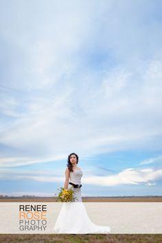 Sacramento Rustic Wedding
