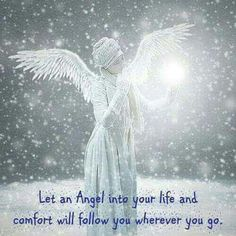 Let an Angel into your life