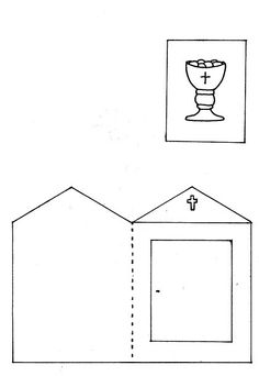 Catholic Religious Education, Catholic Mass, Catholic Crafts, Church Crafts, Religion Activities, Sunday School Coloring Pages, Jesus Is Life, Première Communion, Bible Story Crafts