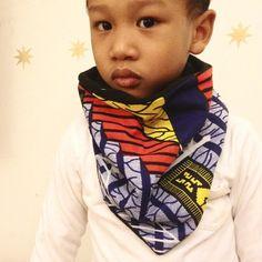 Boy's Winter scarf African fabric,winter muffler by JPJMstudio  boy's clothing,Accessories,Boy's scarf,winter accessories,children's clothing,kids fashion,
