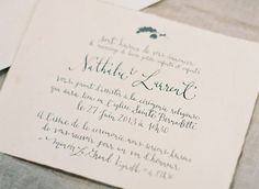 2 SEM RyleeHitchnerPhotography Calligraphy Inspiration: Signora e Mare