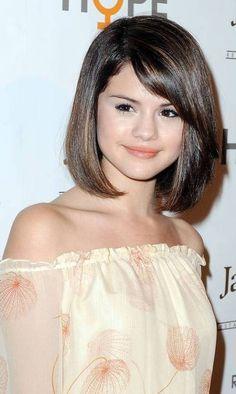 "Selena Gomez Short Hair Trends   Short Hair Tre..."""