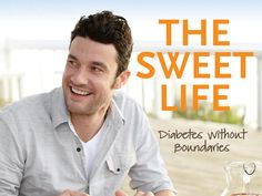 """Getting to Know Chef Sam Talbot. In his new book, The Sweet Life: Diabetes Without Boundaries, he outlines a different way of living and eating that is not just for diabetics.  Talbot's approach to cooking with diabetes is an uncomplicated one, """"cook nice.""""   - Foodista.com"""