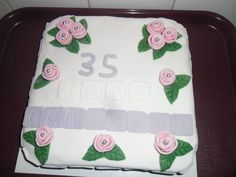35 jarig huwelijk