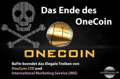 OneCoin – BaFin untersagt Finanztransfers und lässt Konten sperren