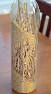 Calming Rain Stick (Bottle) - the sound is very relaxing.