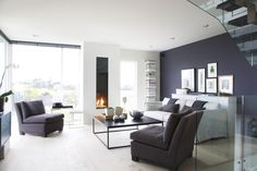 Interieur inspiratie uit Noorwegen. Voor meer wooninspiratie kijk ook eens op http://www.wonenonline.nl/