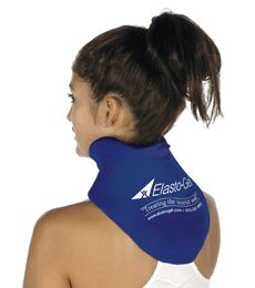 Cervical Collar by Elasto-Gel (For Neck And Shoulder Pain). Soothing relief for aches and pains. Easy, effective relief. Soft, washable cover for your ultimate comfort. Reusable. Available at ProHealth.com ($26.49) #ProHealth