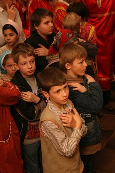 How to Keep your Children Close to Christ and His Church - A Russian Orthodox Church Website : A Russian Orthodox Church Website