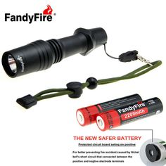 Outdoor Home XM-L2 U2 LED Cool White 988lm Flashlight w/ 18650 Battery + Knife Tool Set (1 * 18650). Find the cool gadgets at a incredibly low price with worldwide free shipping here. FandyFire 5-Mode Aluminum Textured Tactical Flashlight Kit - Black, 18650 Flashlights, . Tags: #Lights #Lighting #Flashlights #LED #Flashlights #18650 #Flashlights
