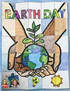 Earth Day Activity, Close Reads Unit, Collaborative Poster, Writing Activity - Welcome to our website, We hope you are satisfied with the content we offer. Planets Activities, Earth Day Activities, Writing Activities, Environment Drawing Ideas, Earth Day Posters, Earth Poster, Earth Day Quotes, Importance Of Earth Day, Earth Day Drawing