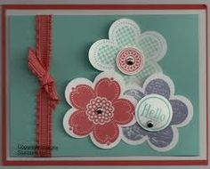 stampin up posy punch - Google Search